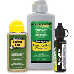 Remington Field Combo Pack for Rem Squeeg-E Systems