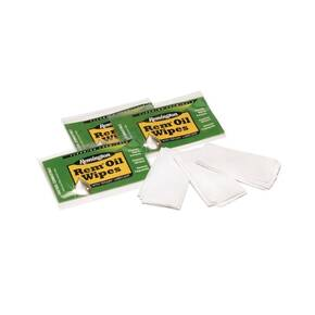 Remington Rem Oil Wipes 6x8 (Individual Pack)