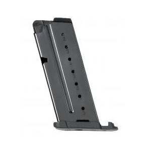 Walther PPS M2 Magazine 9mm Luger Black Stainless 6/rd