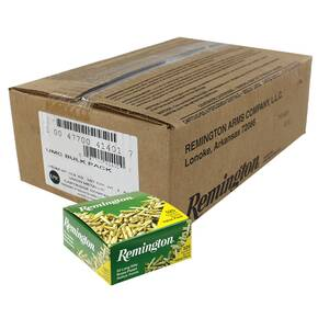 Remington Golden Bullet Rimfire Ammunition .22 LR 36 gr HP 6300/Case