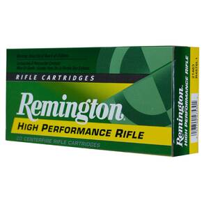 Remington High Performance Rifle Ammunition .45-70 Govt 300 gr SJHP 20/ct