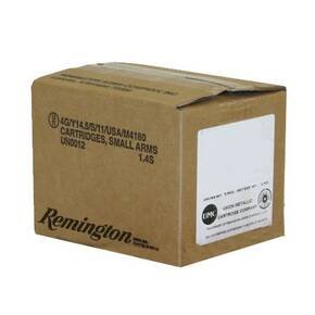 Remington UMC Handgun Ammunition 9mm Luger 115 gr FMJ  1000/box