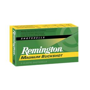 "Remington Express Magnum Buckshot Shotshells 12 ga 3""  15 Pellets 1225 fps #00 15/ct"
