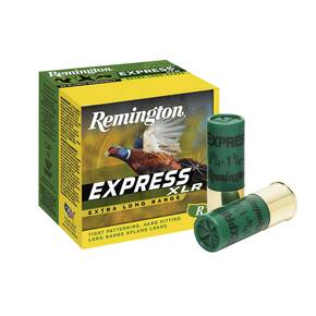 "Remington Express Extra Long Range Shotgun Ammo 28 ga 2 3/4"" 2 1/4 dr 3/4 oz #7.5 1295 fps - 25/box"