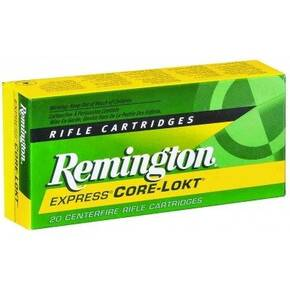 Remington Core Lokt Rifle Ammunition .300 Rem Ultra Mag 180gr JSP 20/ct