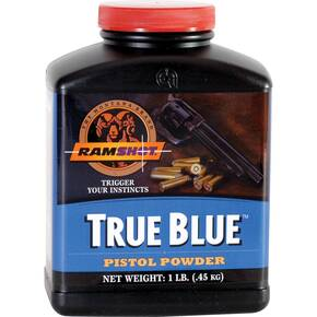 Ramshot True Blue Spherical Powder 1 lbs