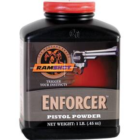 Ramshot Enforcer Spherical Handgun Powder 1 lbs