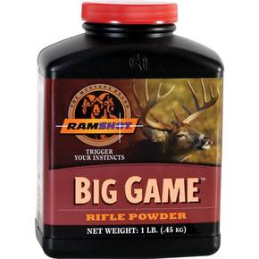 Ramshot Big Game Shotshell/Handgun Powder 1 lbs