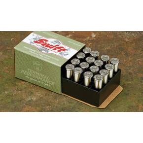 Swift A-Frame Heavy Revolver Handgun Ammunition .44 Rem Mag .300 gr A-Frame 1346 fps 20/ct