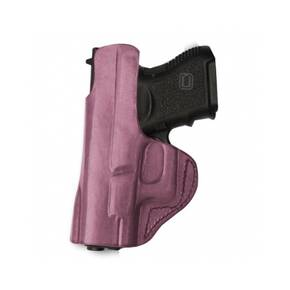 Tagua Inside the Pants Holster for J-Frames in Pink