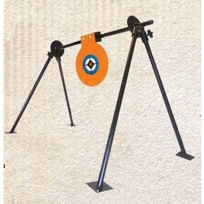Do-All Outdoors High Caliber Gong Target - 8""