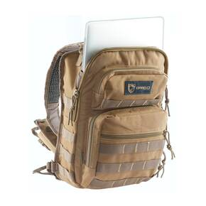 Drago Gear Sentry Sling Pack For iPad or Tablet - Tan