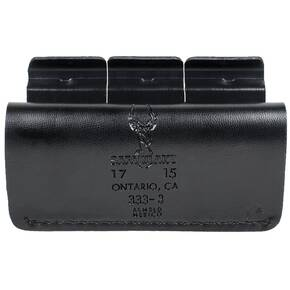 Safariland Model 333 Competition Speedloader Holder, Plain Black