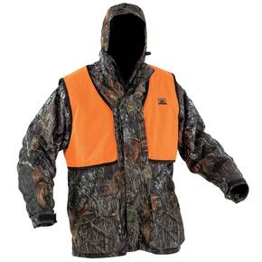Mad Dog Silent Shadow Plus 7-N-1 Parka - Mossy Oak Break-Up X-Large