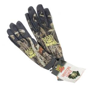 Mad Dog Buzz Off Gloves - Mossy Oak Break-Up
