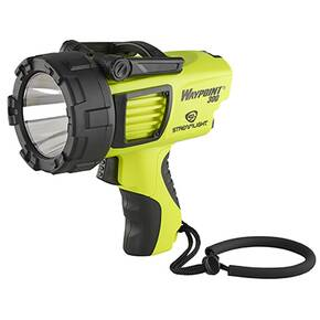 Streamlight Waypoint 300 Rechargeable Spotlight - 120V AC - Yellow