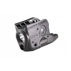 Streamlight TLR-6 Subcompact Tactical Light with Integrated Red Aiming Laser 2 CR1/3N Batteries S&W M&P Shield