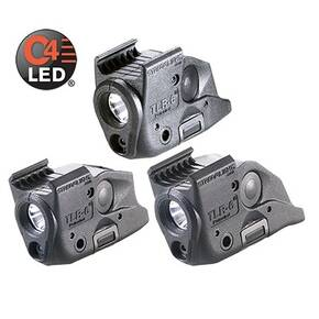 Streamlight TLR-6 Rail - For Use with S&W M&P - Rail-Mounted Tactical Light With Integrated Red Aiming Laser
