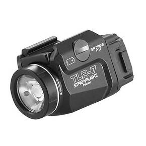 Streamlight TLR-7 Low-Profile Rail-Mounted Tactical Light