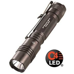Streamlight ProTac 2L-X USB LED Flashlight with 18650 USB Battery USB Cord and Holster - Black