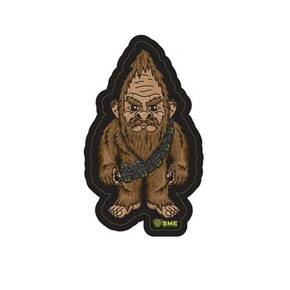 GSM Sasquatch Gnome with Adhesive