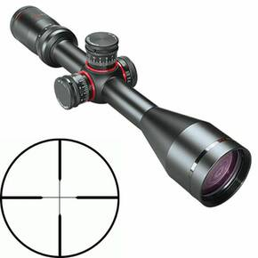 "Simmons Aetec Rifle Scope - 4-14x44 1"" SFP FMC WP Capped Truplex Box 5L - Black"