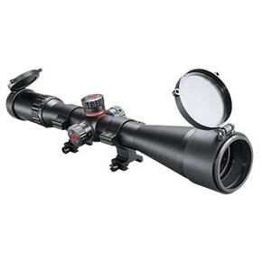 Simmons ProTarget Rifle Scope - 6-24x44mm Mil Dot Reticle