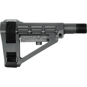 SB Tactical SBA4 Pistol Stabilizing Brace for AR-15-Black