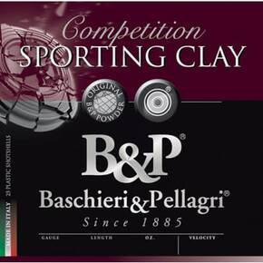 B&P Competition Sport Clay Shotshells 25/ct