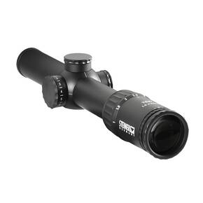 BLEMISHED Steiner T5Xi Rifle Scope - 1x5x24mm 30mm Illum. 3TR 7.62 Reticle Black Matte