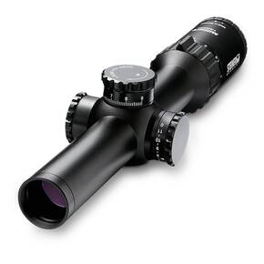 BLEMISHED Steiner M5Xi Rifle Scope - 1-5x24mm 30mm Rapid Dot Reticle 5.56 Black