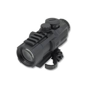 REFURBISHED Steiner M332 Prism Sight - 3x32mm Illum. Ballistic Reticle Set for 7.62 Caliber