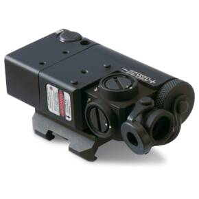 Steiner OTAL-A Offset Aiming Lasers Advanced - Green Laser - Class IIIa Black
