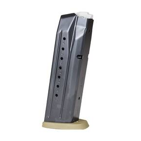 Smith & Wesson M&P9 M2.0 Magazine 9mm Luger Black Steel 17/rd