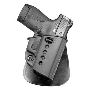 Fobus Evolution Series Retention Paddle Holster for WALTHER PPS/CZ97B Black Right Hand