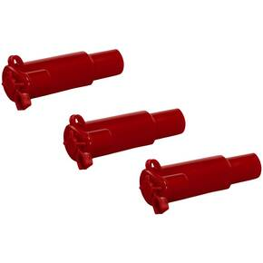 Thompson Center Quick Shot Loader - .50 Cal Magnum 3pk (Red)