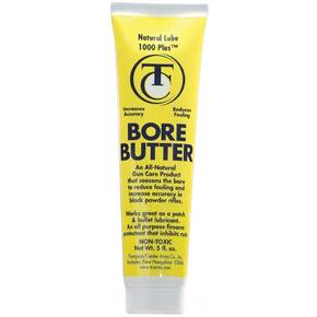Thompson Center Natural Lube 1000 Plus Bore Butter - Natural Scent - 5 oz