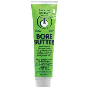 Thompson Center Natural Lube 1000 Plus Bore Butter - Pine Scent - 5 oz