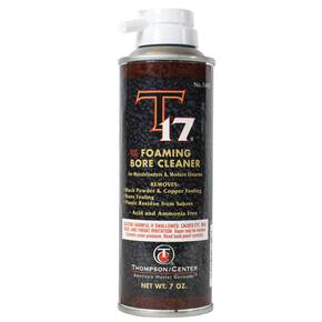 Thompson Center T7 Foaming Bore Cleaner for Muzzleloaders & Rifles