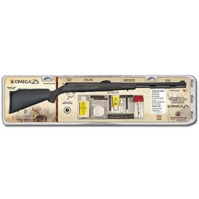 "DEMO Thompson Center Omega Z5 Muzzleloader .50 cal 28"" Barrel - Black Composite (Starter Pack Included)"