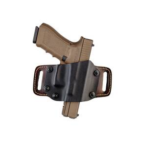 TX 1836 Mini Partner-Kydex/Leather for Sig Sauer P365-Black-RH