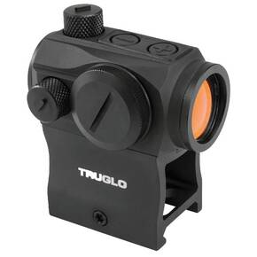 Truglo Tru-Tec 20mm Red-Dot Sight Black Box