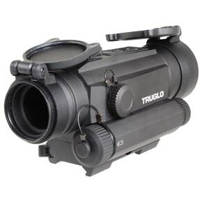 Truglo Tru-Tec 30mm Red-Dot Sight Black Box