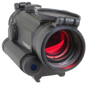 Truglo Tru-Tec 30mm Red-Dot Sight with Integrated Red Laser