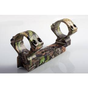 "Talley Lightweight Alloy Mount Combo - Extended, Thompson Center Encore- Omega Triumph & Pro Hunter - HD Camo - 1"" Low"
