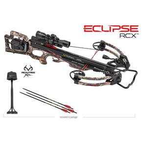 Tenpoint Eclipse RCX Crossbow Package with ACUdraw 50 & 3x Pro-View 2 Scope - Realtree Xtra