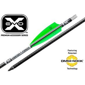Tenpoint EVO X Centerpunch Premium Carbon Arrows 20 445 grains 6/pk