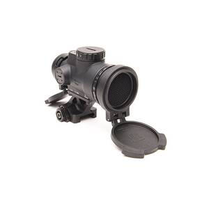 Trijicon MRO Patrol Sight - 1x25mm 2.0 MOA Adjustable Red Dot w/ 1/3 Co-Witness QR Mount