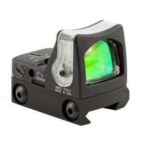 Trijicon RMR Dual Illuminated Sight - 9.0 MOA Green Dot Reticle RM33 Mount