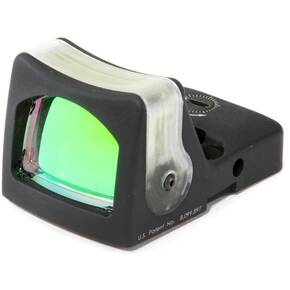 Trijicon RMR Dual Illuminated Sight - 9.0 MOA Amber Dot